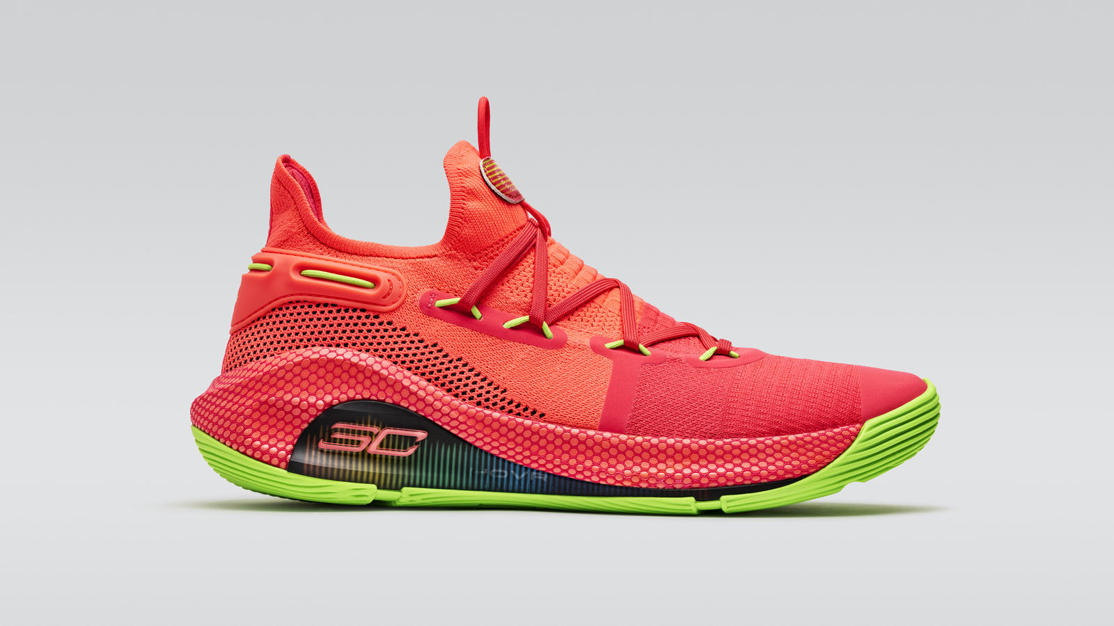 "Under Armour Curry 6 ""Roaracle"" Colorway Nods To Warriors' Oracle Arena"