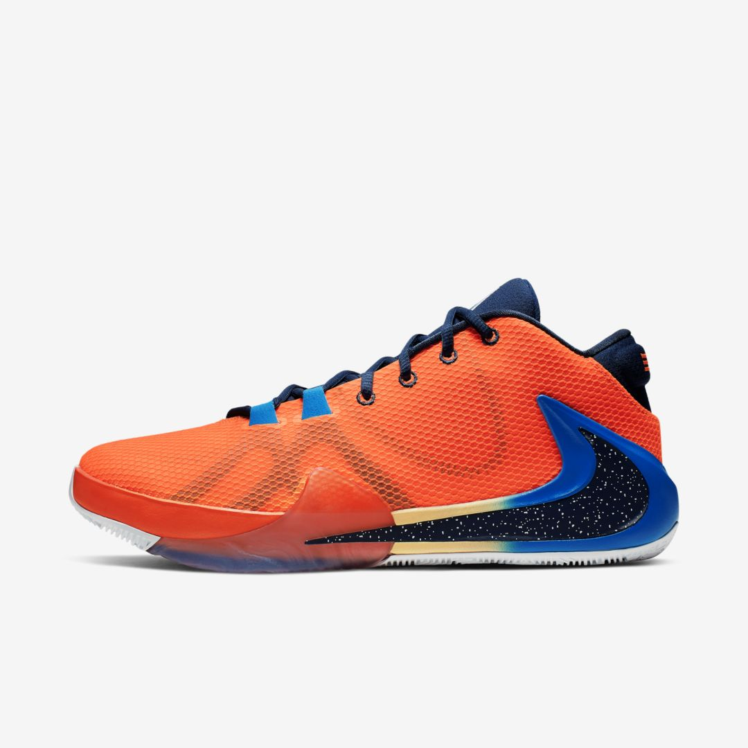 "Nike Air Zoom Freak 1 Debuts In ""All Bros"" Colorway This Weekend"