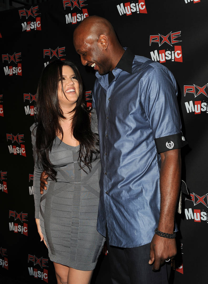 """Lamar Odom Is Still Trying To Win """"Angel"""" Khloe Kardashian Back, Thanks Her For """"Wiping [His] A*s"""""""