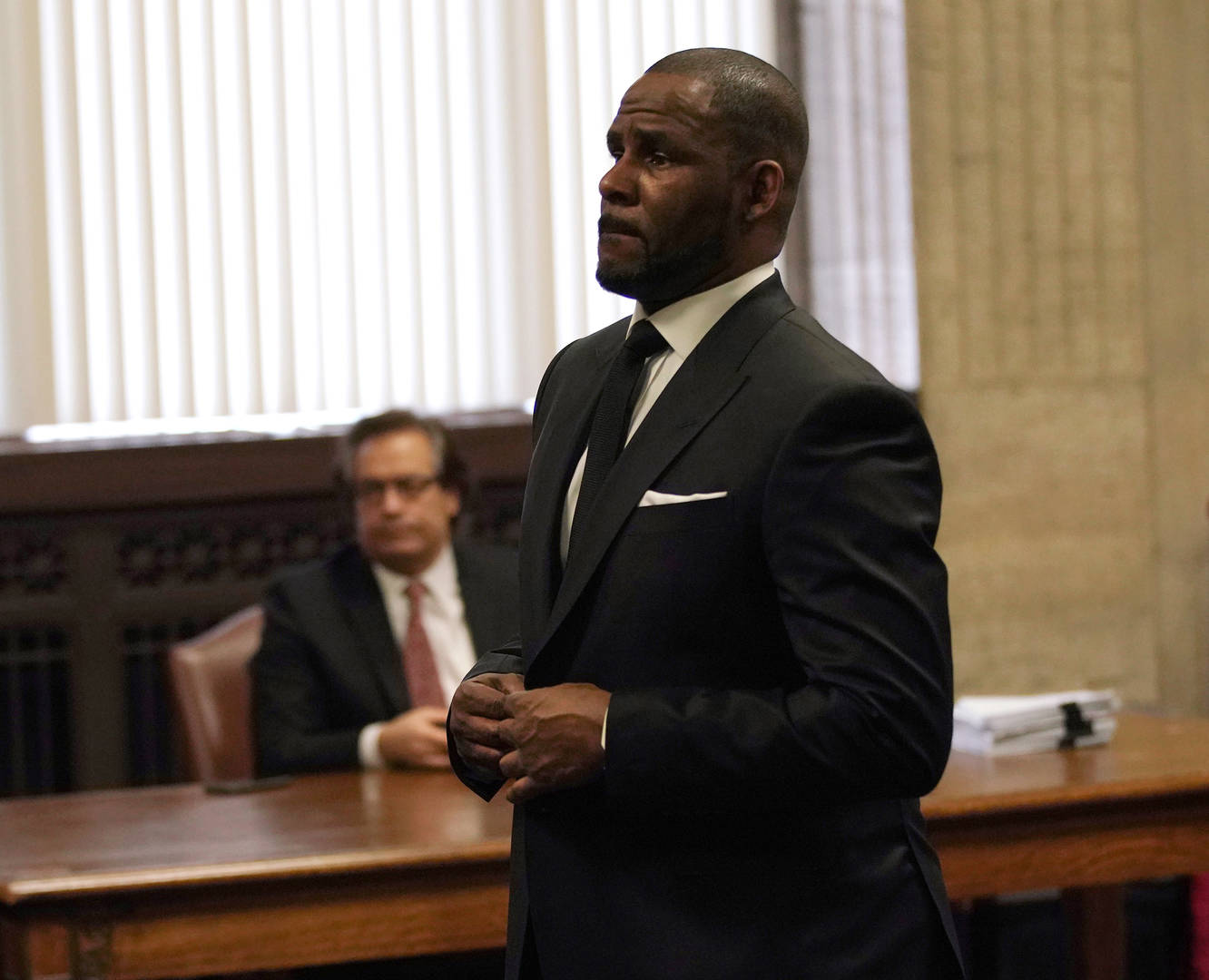 R. Kelly's Lawyer Says He's Payed Up His Child Support Dues In Full