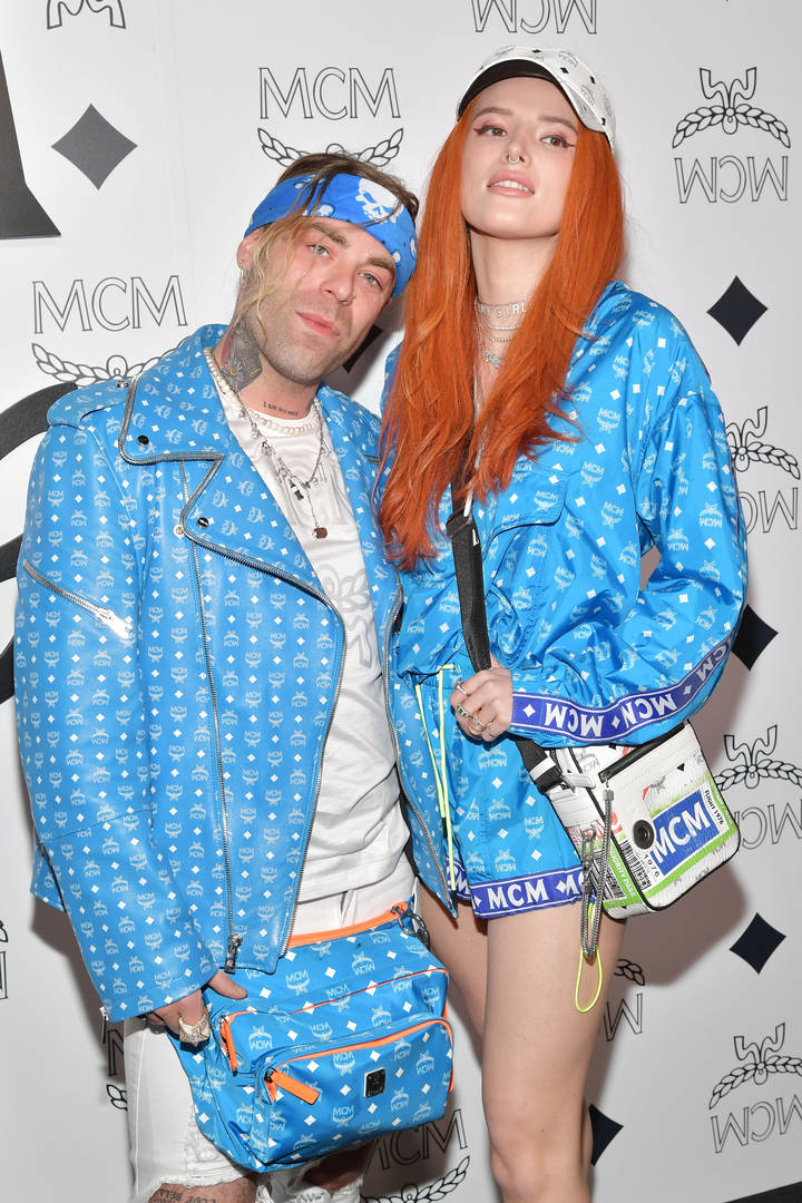 "Bella Thorne & Mod Sun End Relationship After ""Very Public Incident"""