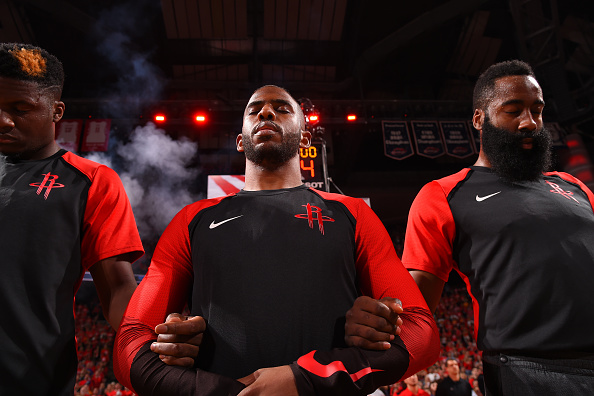 Rockets Have Explored Trading Chris Paul Into Cap Space Of Rival Team
