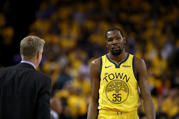 Kevin Durant will play in Game 5 of the NBA Finals