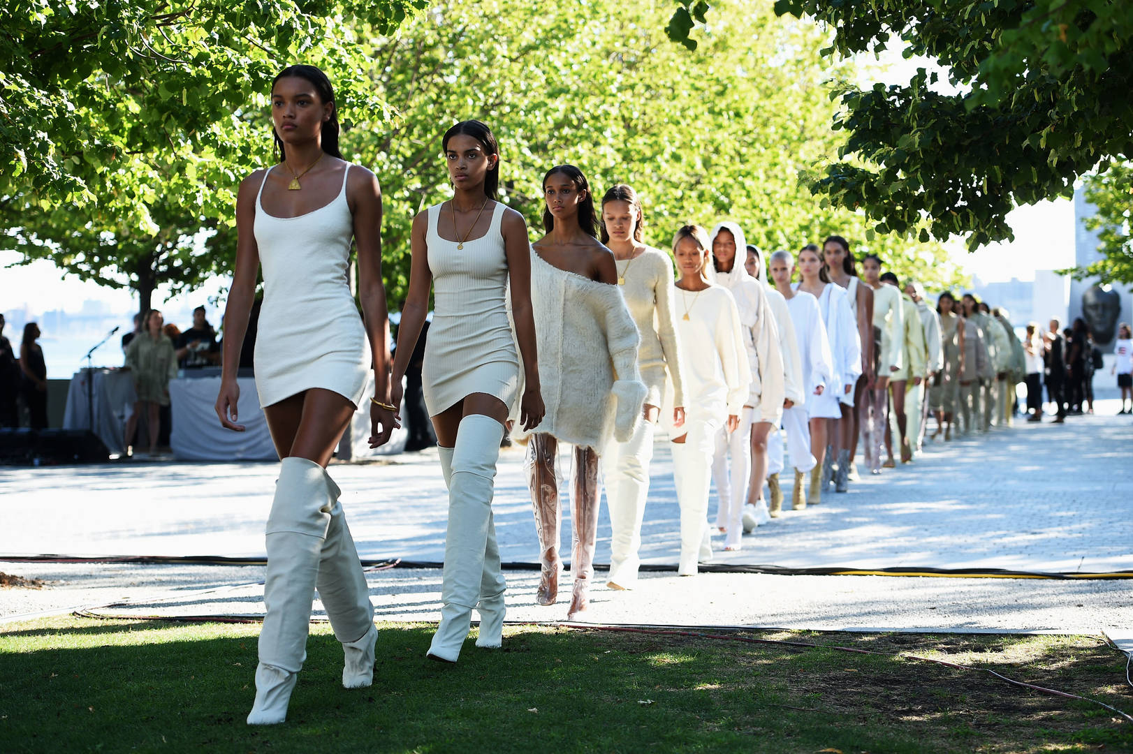 Kanye Launches Talent Incubator To Aid Emerging Designers