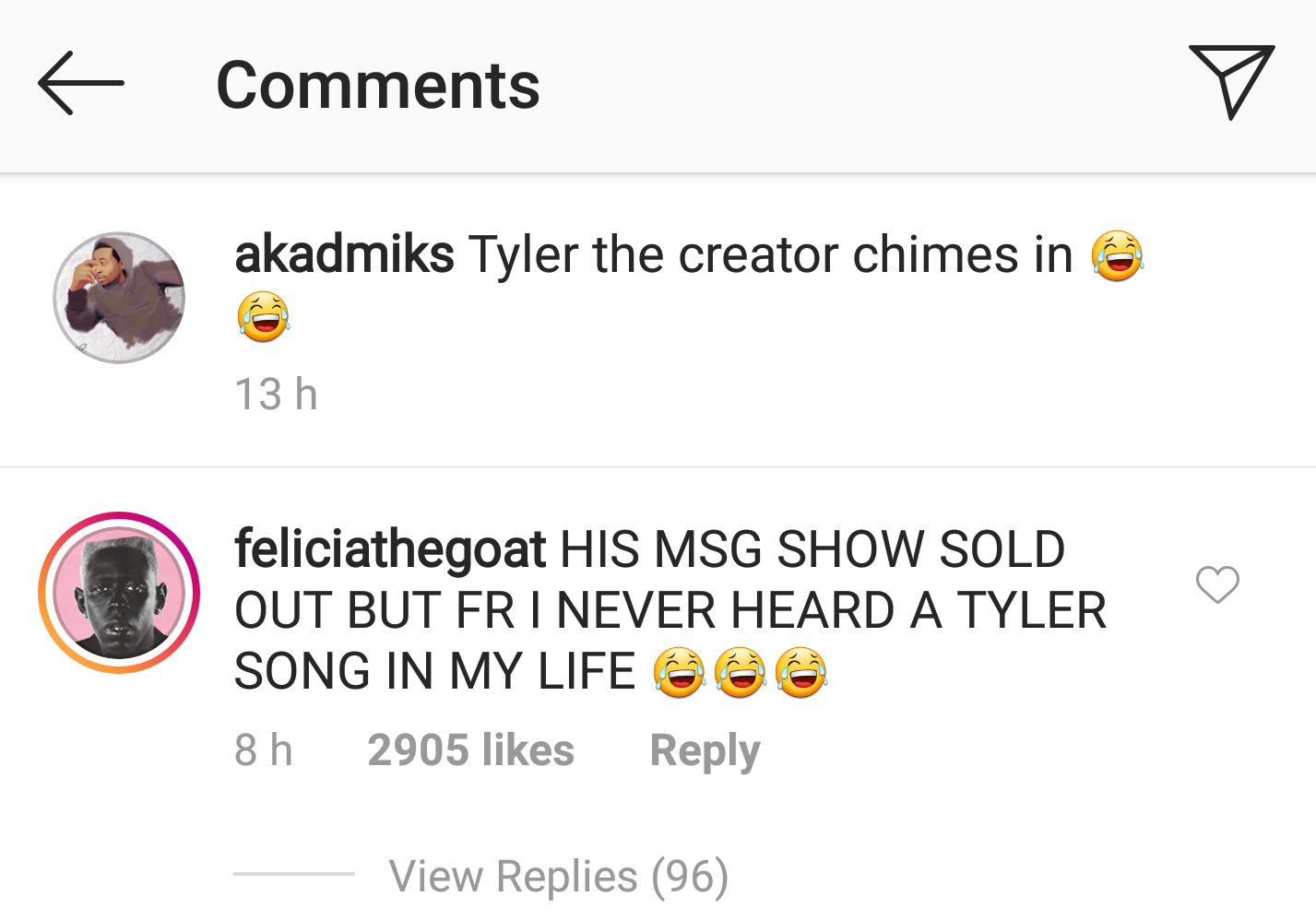 "Tyler, The Creator Claps Back At DJ Khaled's ""Mysterious"" Comments"