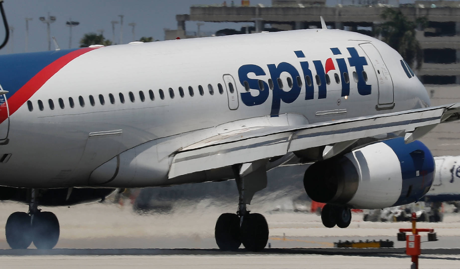 Spirit Airlines Passenger Banned For Life After Getting Caught Vaping In Bathroom