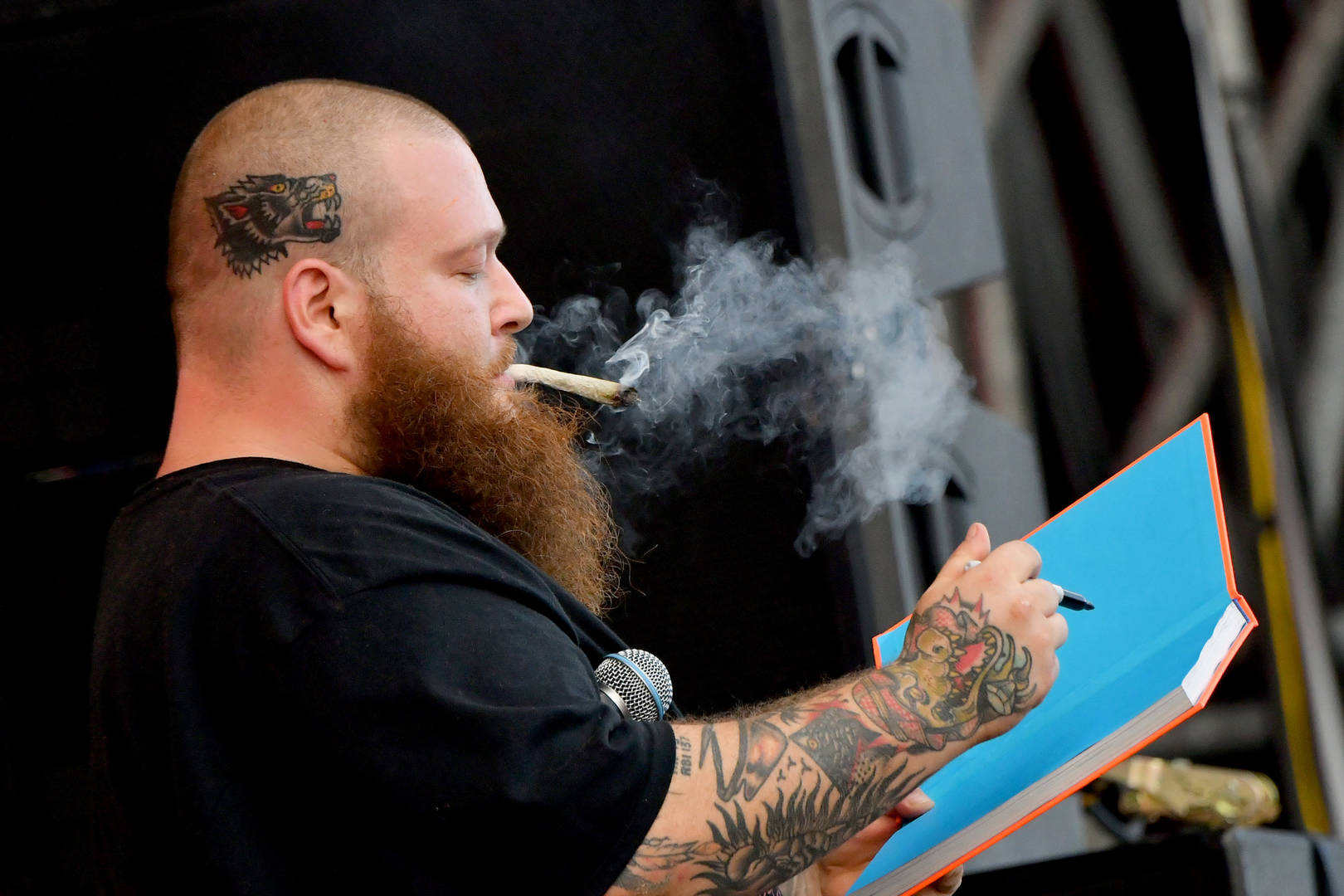 """Action Bronson Teases New Album """"Only For Dolphins"""""""