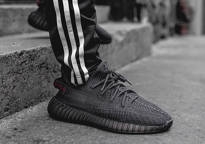Adidas Yeezy Boost 350 V2 Back Drops This Week On Foot Photos