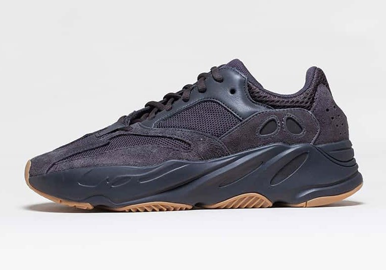 "Adidas Yeezy Boost 700 ""Utility Black"" Debuts This Weekend: Closer Look"