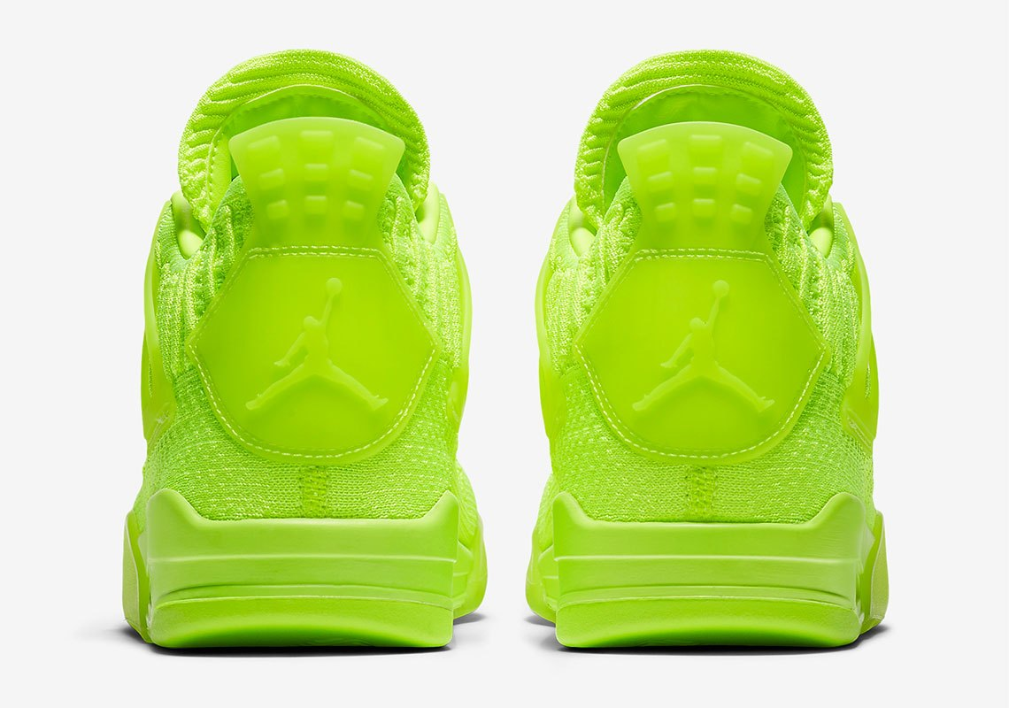 Air Jordan 4 Flyknit Collection Coming Soon: Official Images