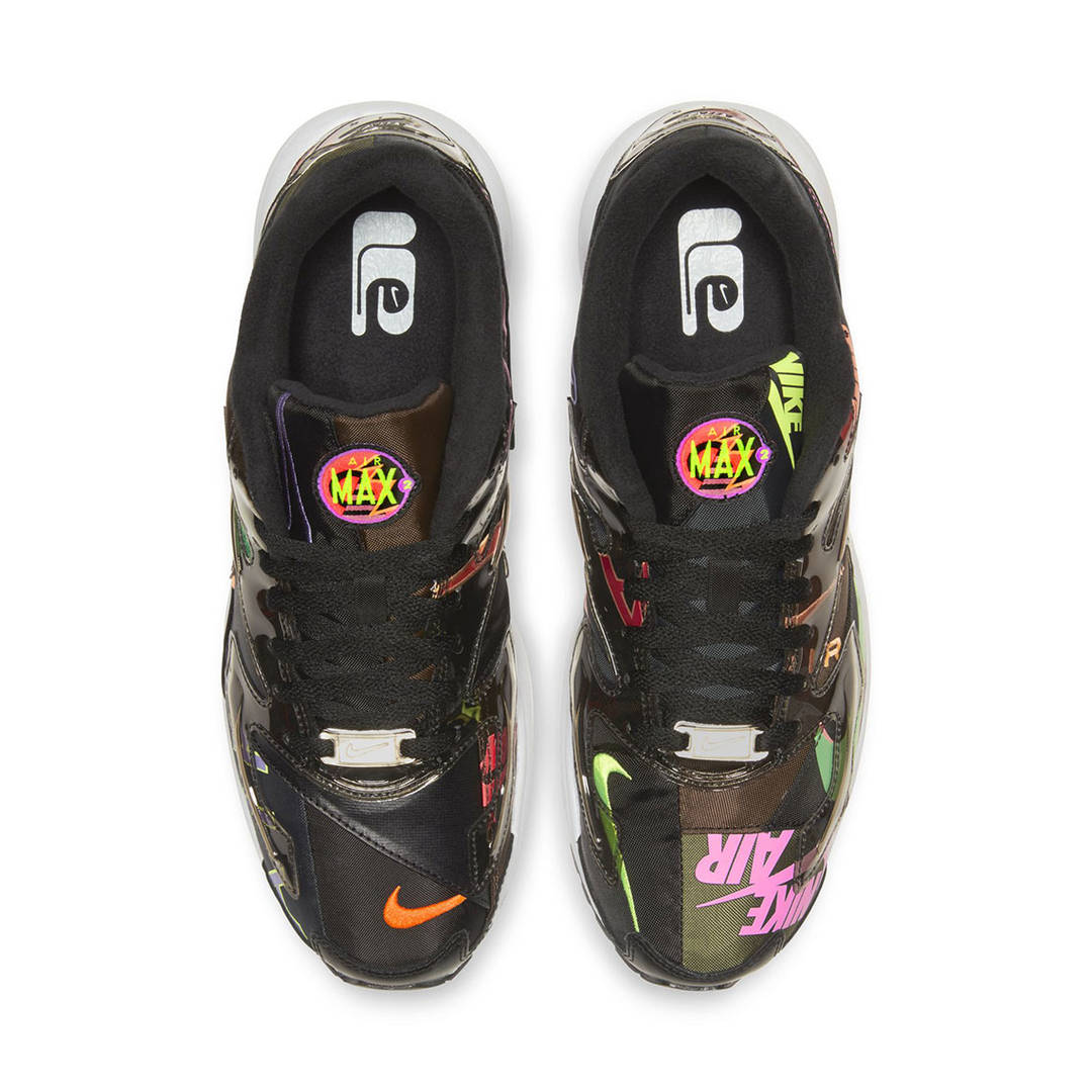 Atmos x Nike Air Max2 Light Releasing In Black Colorway This Summer