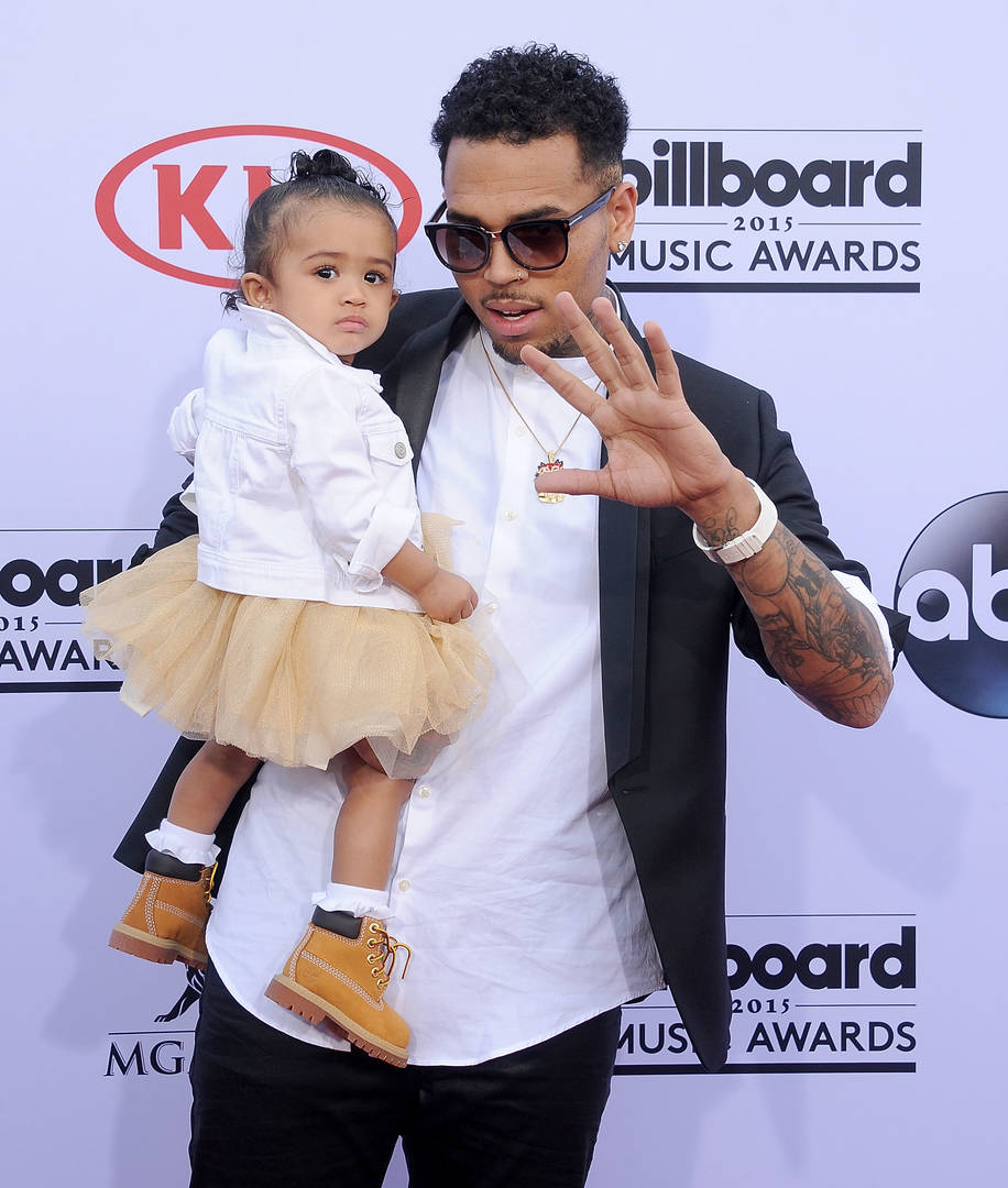 Chris Brown Expecting A Baby With His Ex-Girlfriend: Report