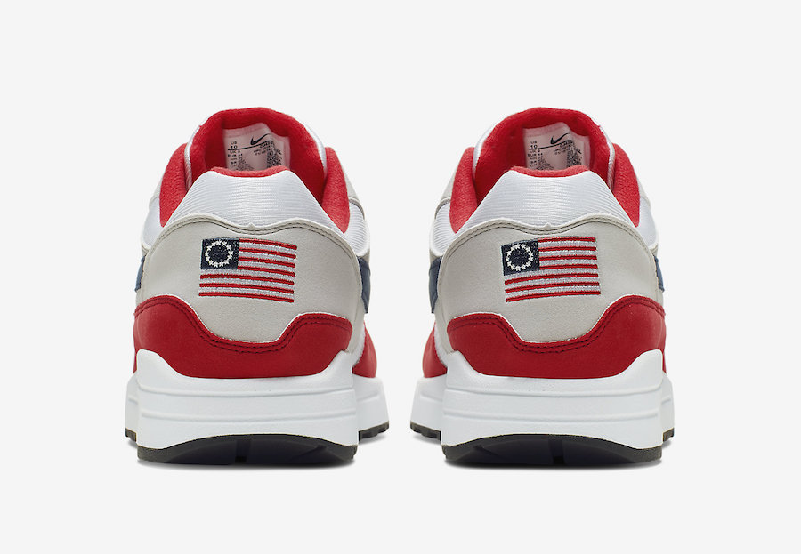 """Nike Stocks Soar After Air Max 1 """"Betsy Ross"""" Controversy"""