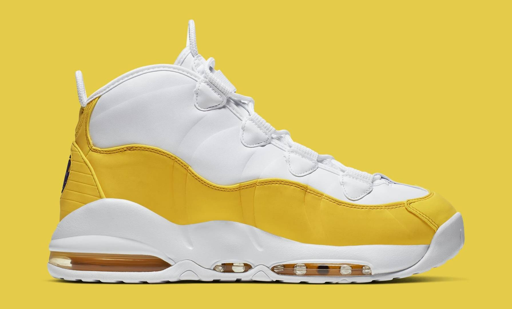 Nike Releasing Derek Fisher's Air Max Uptempo PE From 2002
