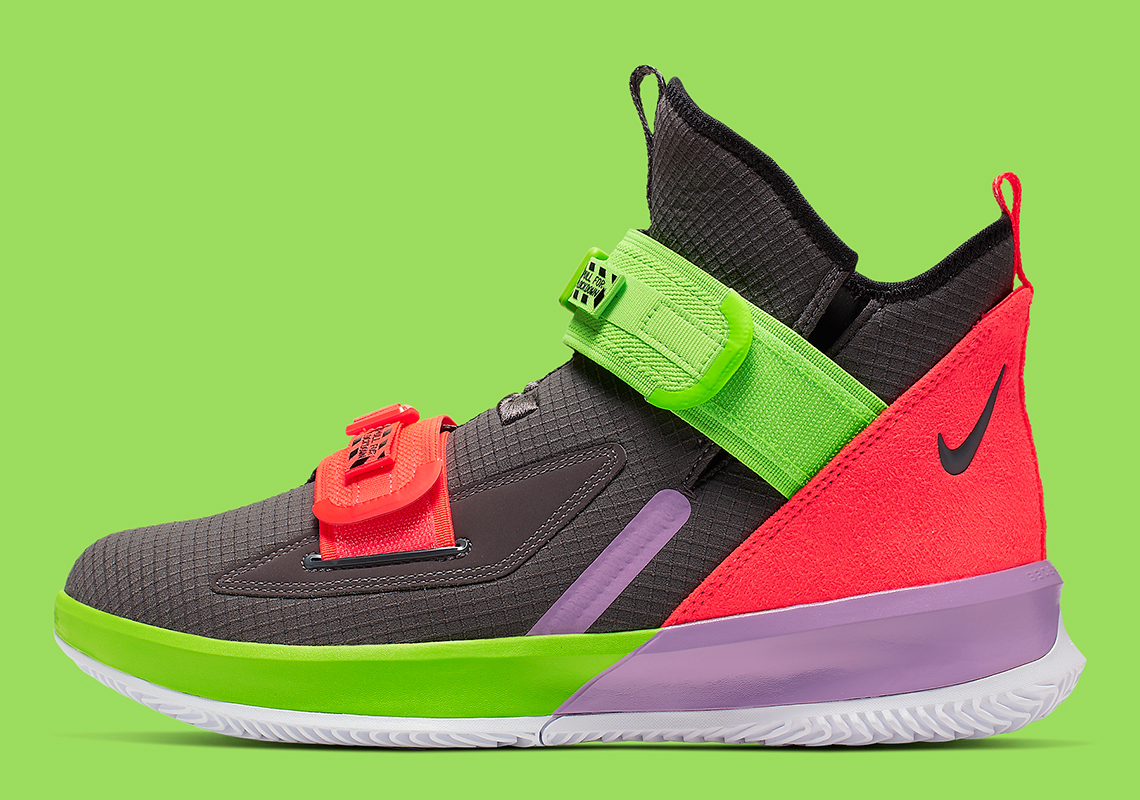 official photos 34ecb 2ccdb Nike LeBron Soldier 13 Release Date Announced: Official Images