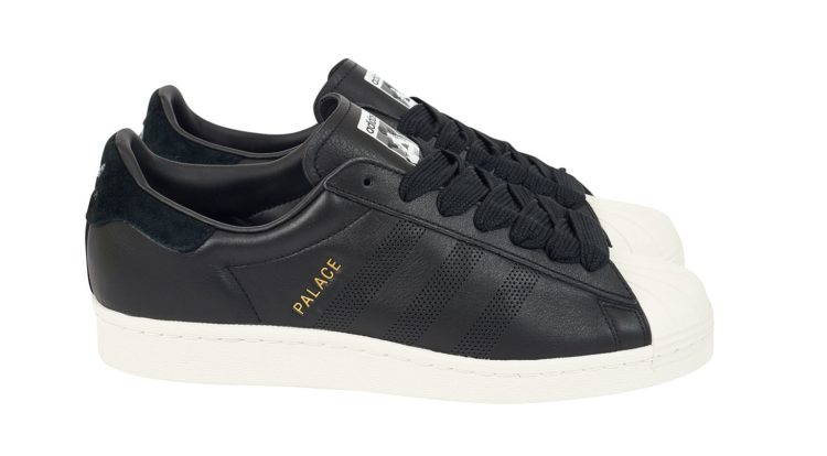 Palace x Adidas Superstar Pack Releasing Today In Limited Quantities