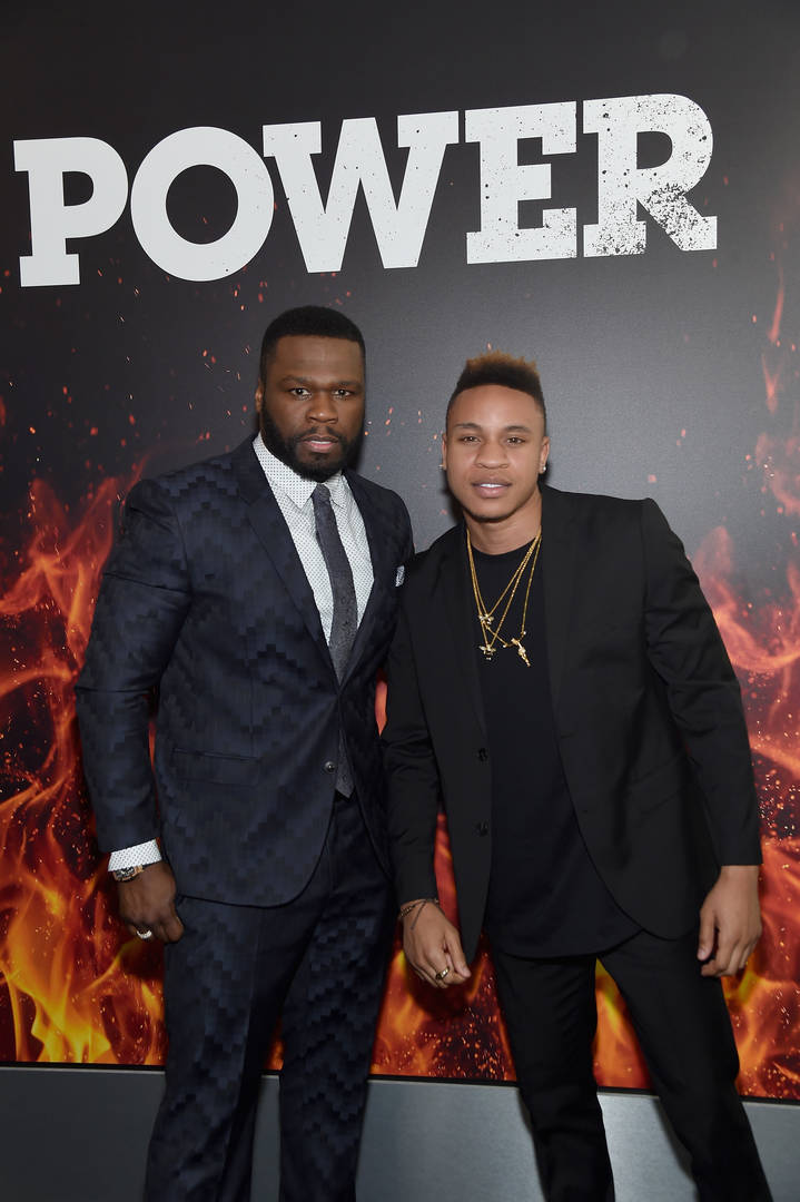 """Rotimi Talks 50 Cent Beef: """"He Woke Up On The Wrong Side Of The Bed That Day"""""""