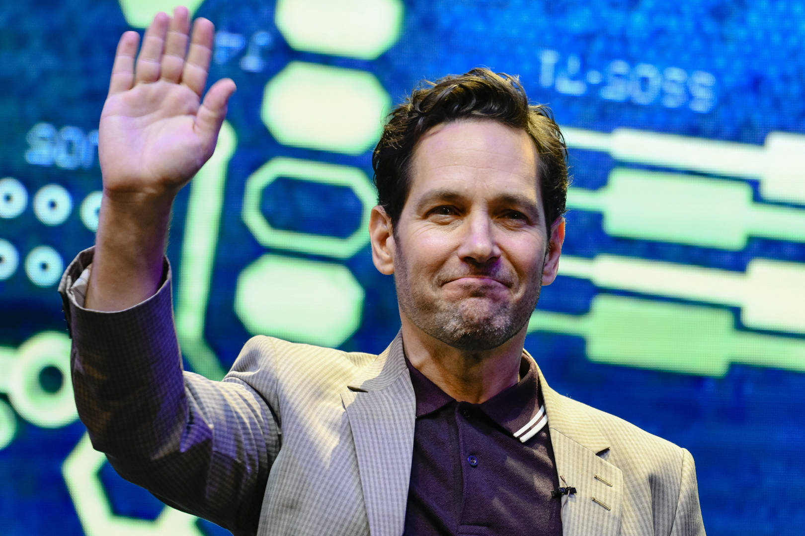 "Paul Rudd Implores Fans To Rally Behind ""Ant-Man 3"""