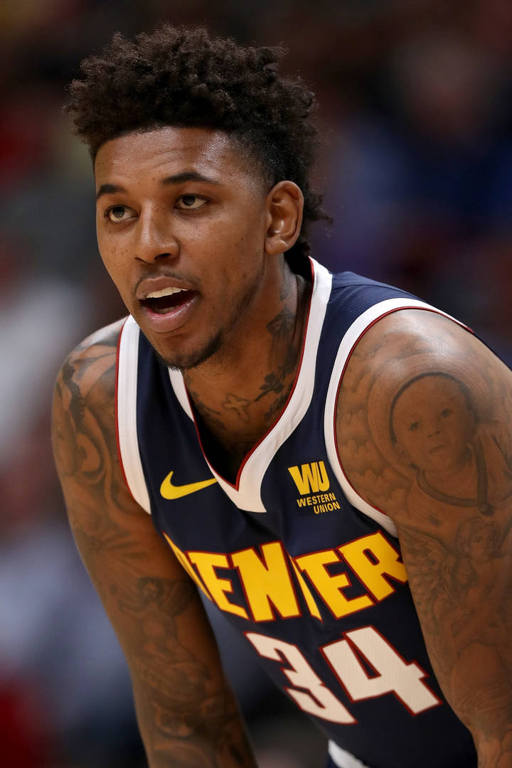 Nick Young Is Naming His Newborn Son After Tupac Shakur