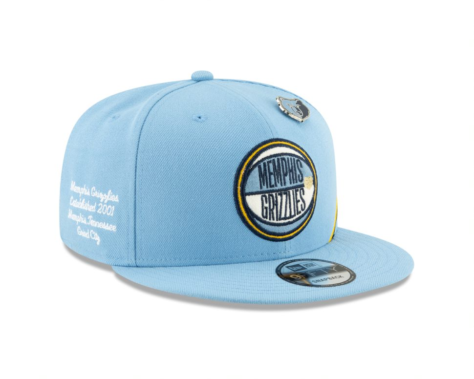 New Era Launches 2019 NBA Draft Hats For Zion Williamson, Ja Morant & Others