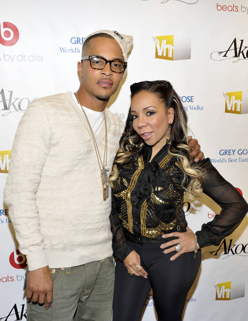 """Tiny Clears Up Cryptic Cheating Message About T.I.: """"He Needs Reminding"""""""