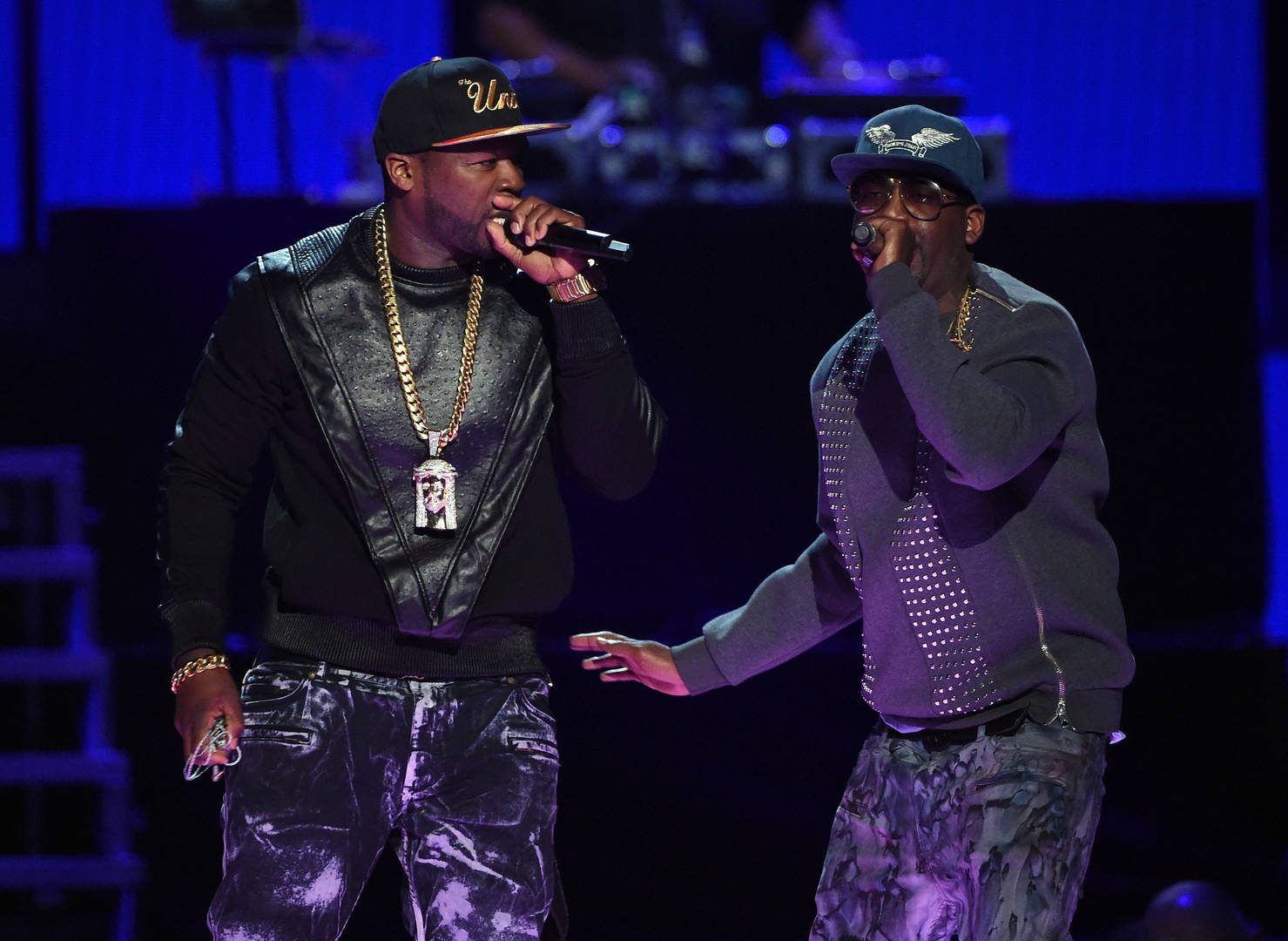 50 Cent Trolls Tony Yayo Over Swagger-Jacking A Fisherman's Hat