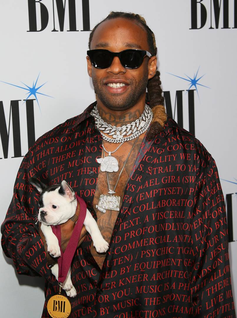 Ty Dolla $ign's Arrest For Cocaine & Marijuana Captured On Video
