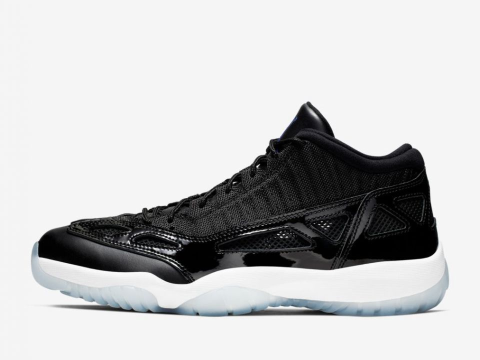 "Air Jordan 11 Low IE ""Space Jam"": Official Images Revealed"