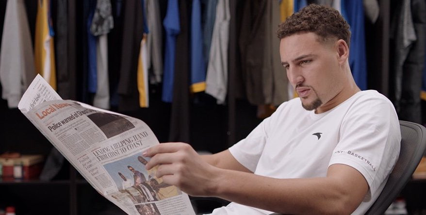 Klay Thompson x Anta Releasing KT4 Inspired By Klay's Pre-Game Ritual