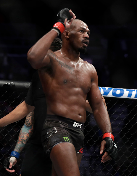 Jon Jones Outlines His Terms For A Daniel Cormier Trilogy Fight