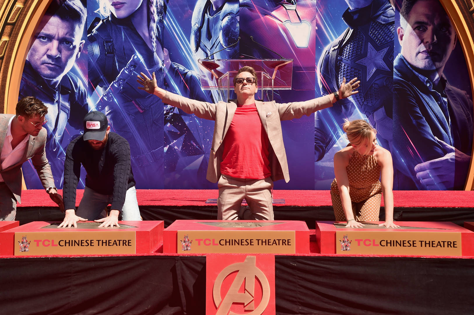 """The Avengers"" Cast Earned A Total Of $340 Million According to Forbes List"
