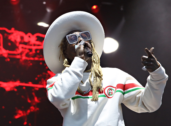 """Lil Wayne Cancels On Tampa Bay Concert: """"Promise I'll Make It Up To You Guys!"""""""