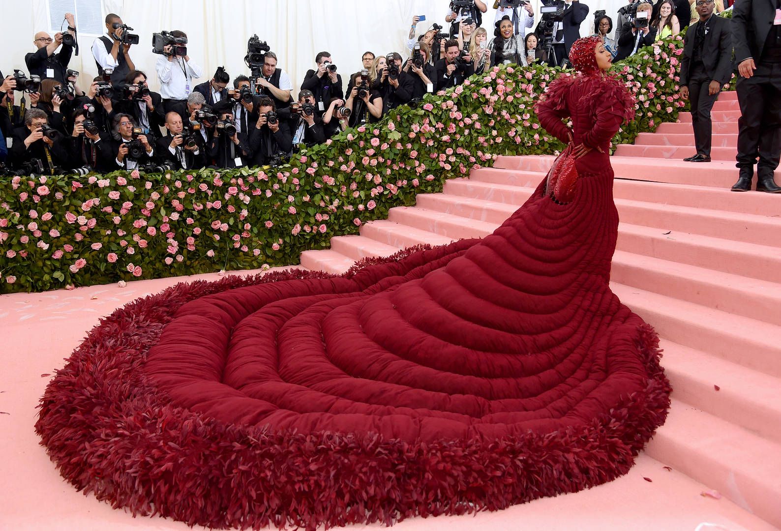 "Cardi B Praised By Anna Wintour For Her Met Gala Look: ""She Looked Unbelievable"""