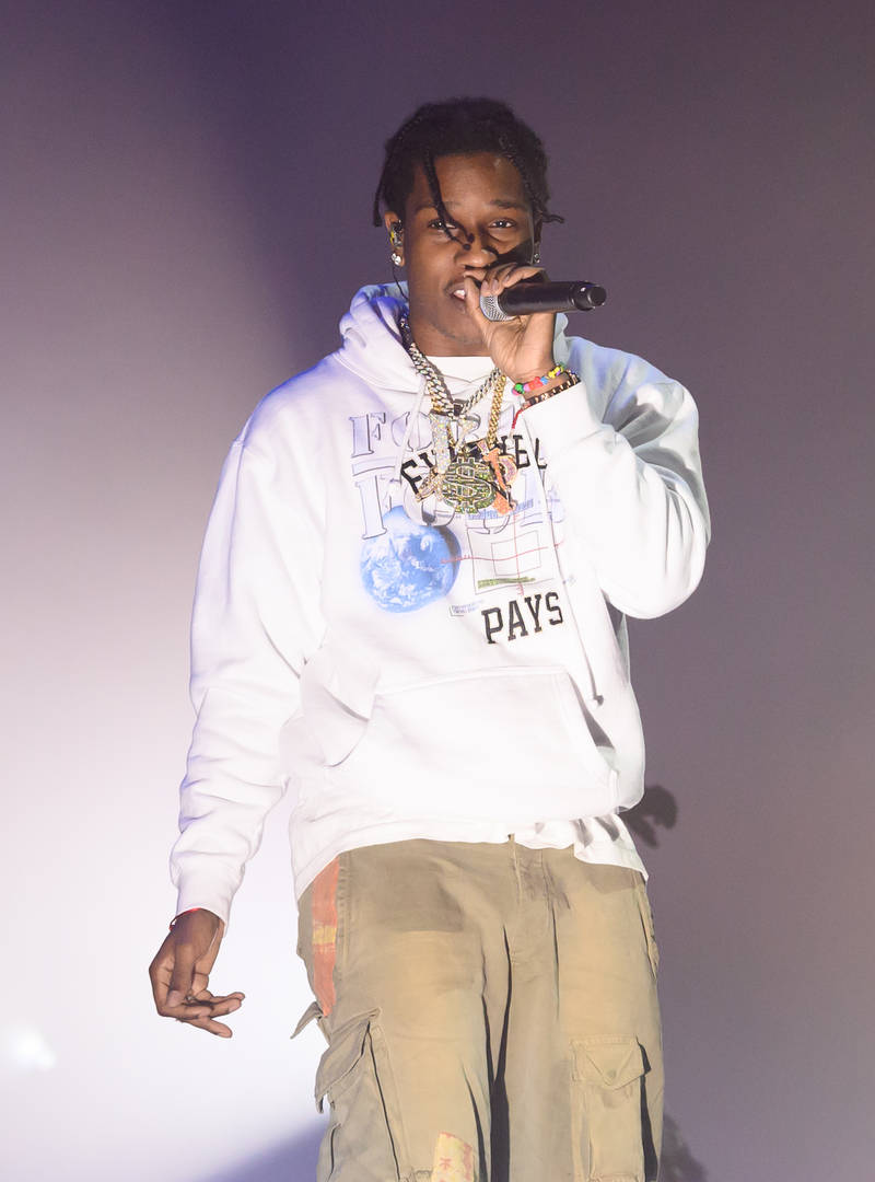 """A$AP Rocky's Mom Speaks Out: """"Sweden Is Making An Example Out Of Our Boys"""""""