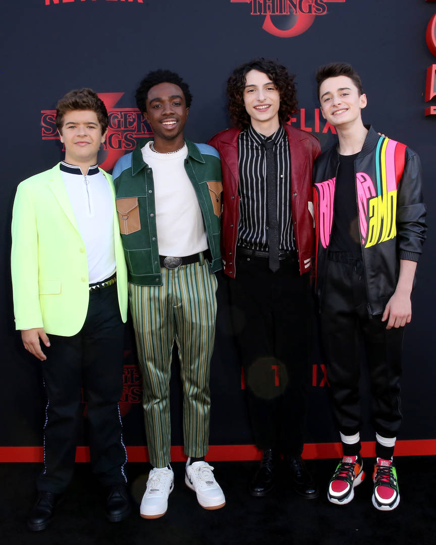 """Stranger Things'"" Noah Schnapp Talks ""Interpretation"" Of Will's Sexuality"