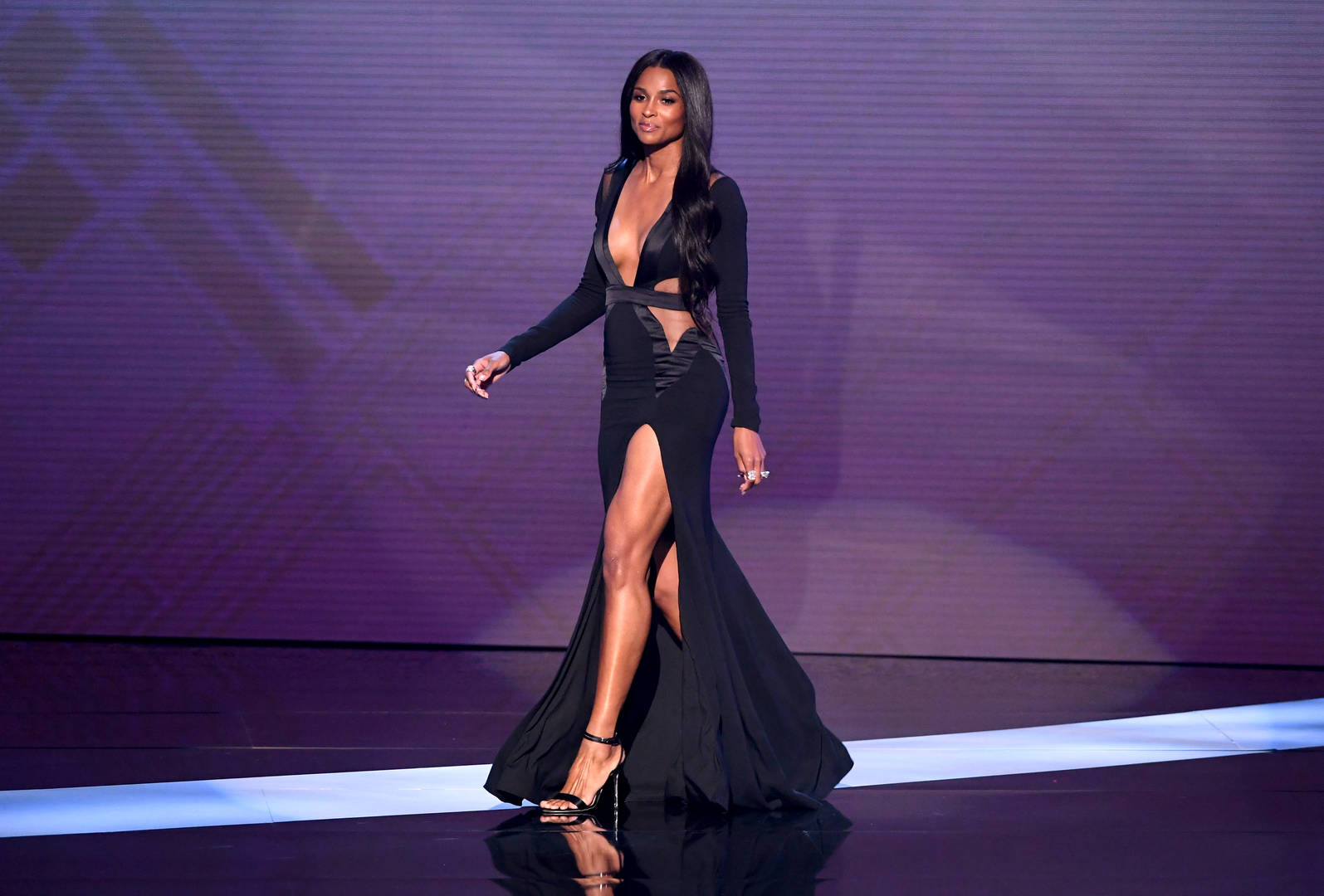 Ciara Says She's Lost 20 Pounds Since The Start Of Her Career