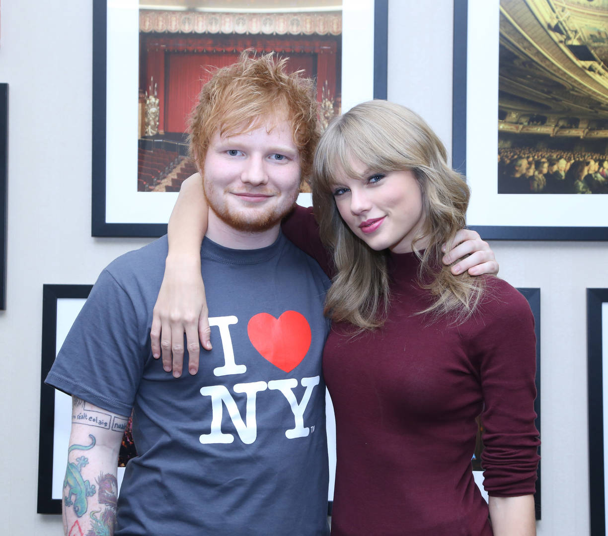 Ed Sheeran Shamed For Not Standing Up For Taylor Swift Through Masters Drama