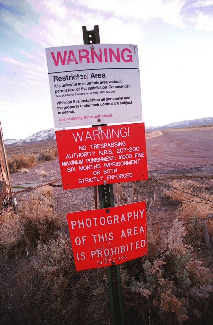 """Storm Area 51"" Puts Feds On Alert: Military ""Stands Ready To Protect America"""