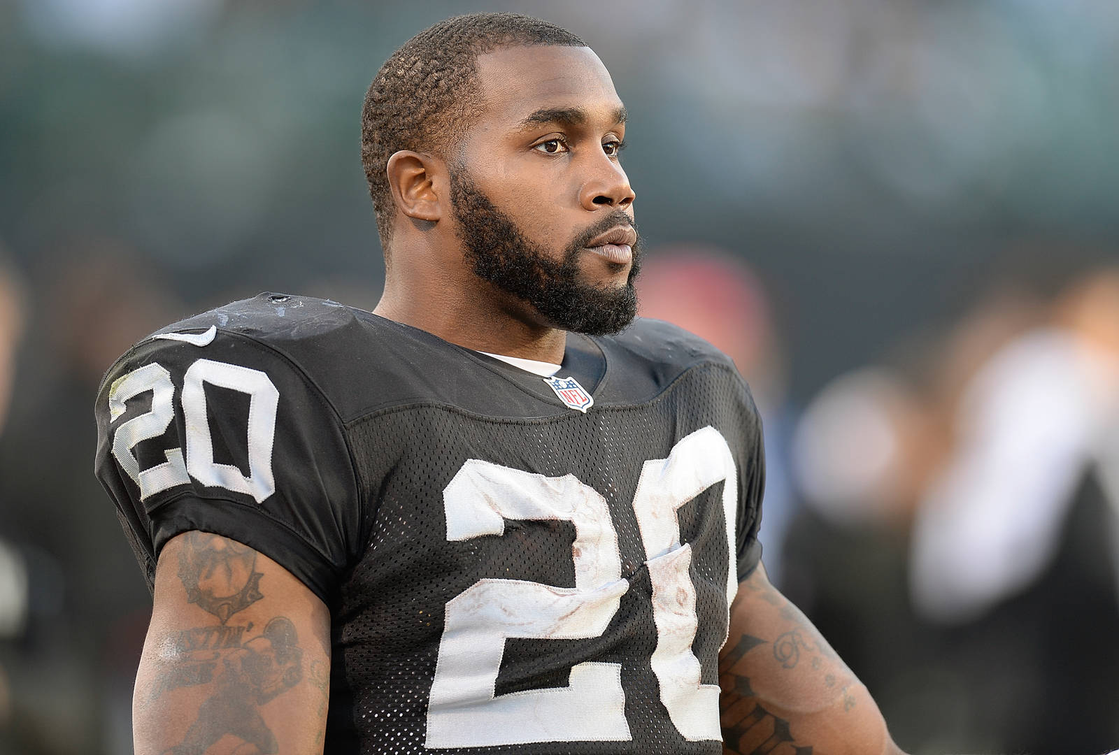 Darren McFadden Formally Charged With Whataburger Drive-Thru DWI