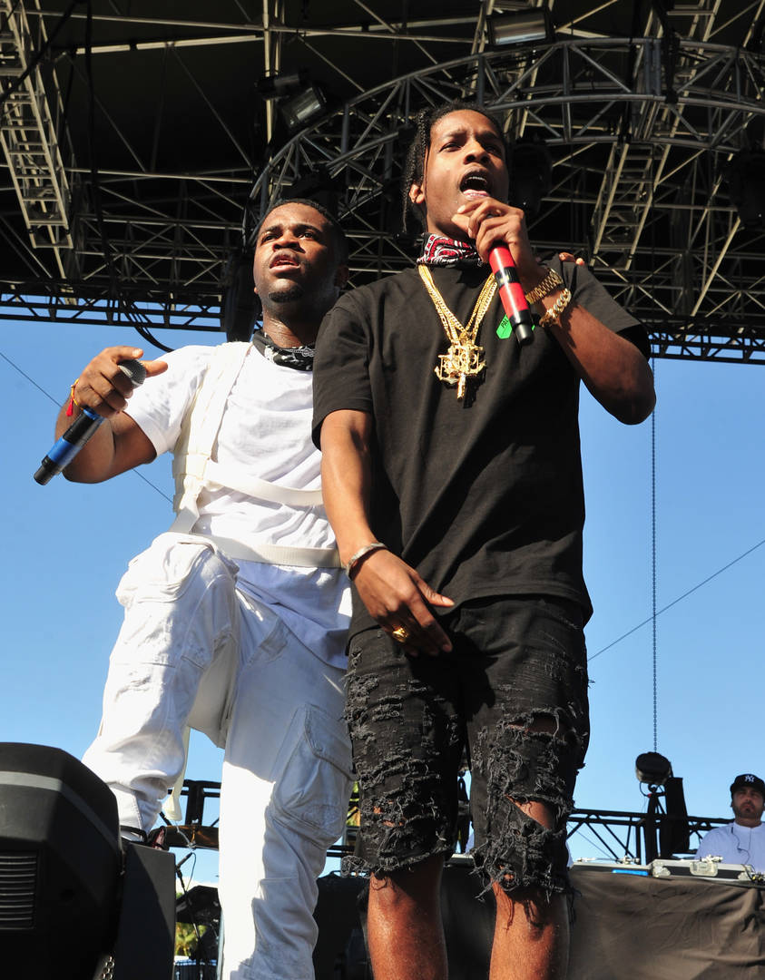 "A$AP Ferg Remains Optimistic Amid A$AP Rocky's Arrest: ""God Got Us"""