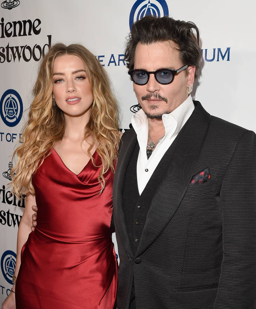 Johnny Depp Sends Subpoena To James Franco After Being Spotted With Amber Heard