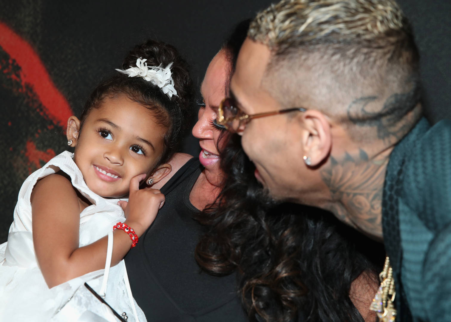 Chris Brown's Baby Mama Denies Report That He Owes Child Support