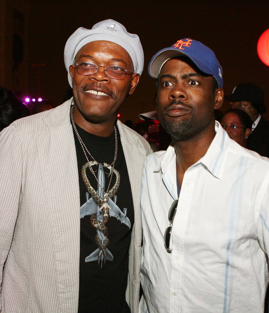 Samuel L. Jackson Rumored for Next 'Saw' Movie Opposite Chris Rock