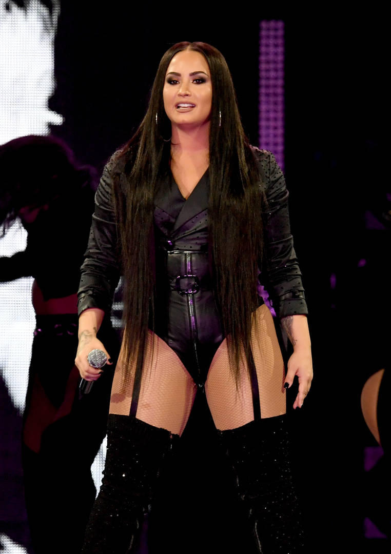 Demi Lovato Shuts Down Troll Who Suggests She Needs To Go On A Diet
