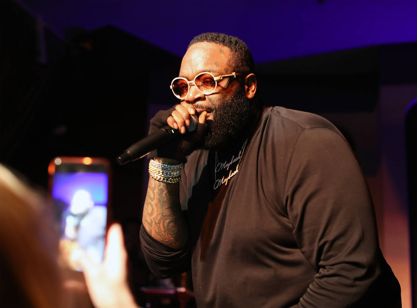 Rick Ross Remembers First Time Hearing Drake, Possible Collab Album, & More