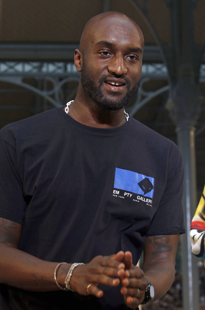 "Virgil Abloh Sued For Allegedly Stealing ""Off-White"" Name: Report"
