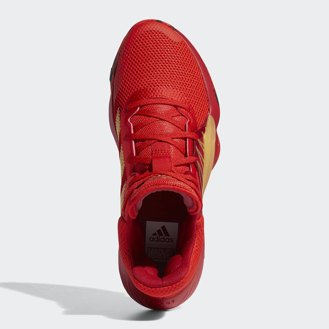 "Adidas D.O.N Issue #1 ""Iron Spider"" Release Date, Official Images"
