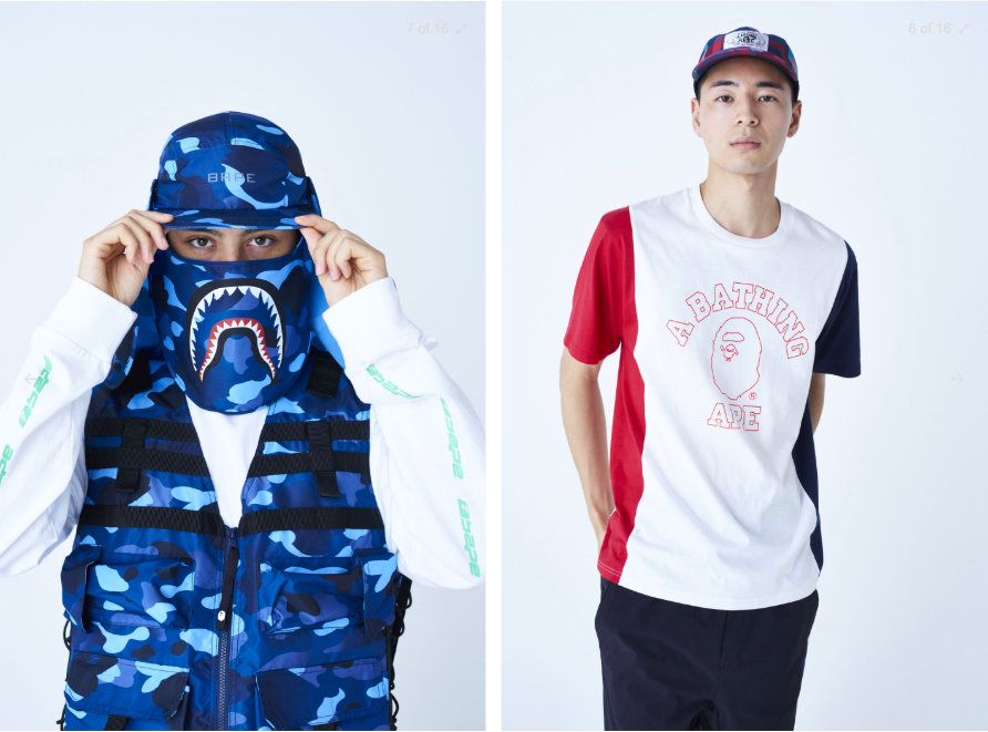 BAPE's New FW19 Collection Has An Awesome Shark Mask/Hood You Have To Check Out