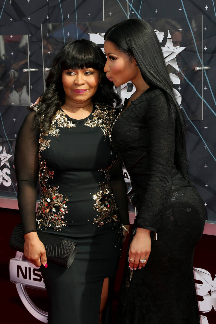 "Nicki Minaj's Mother Releases New Song ""What Makes You"""