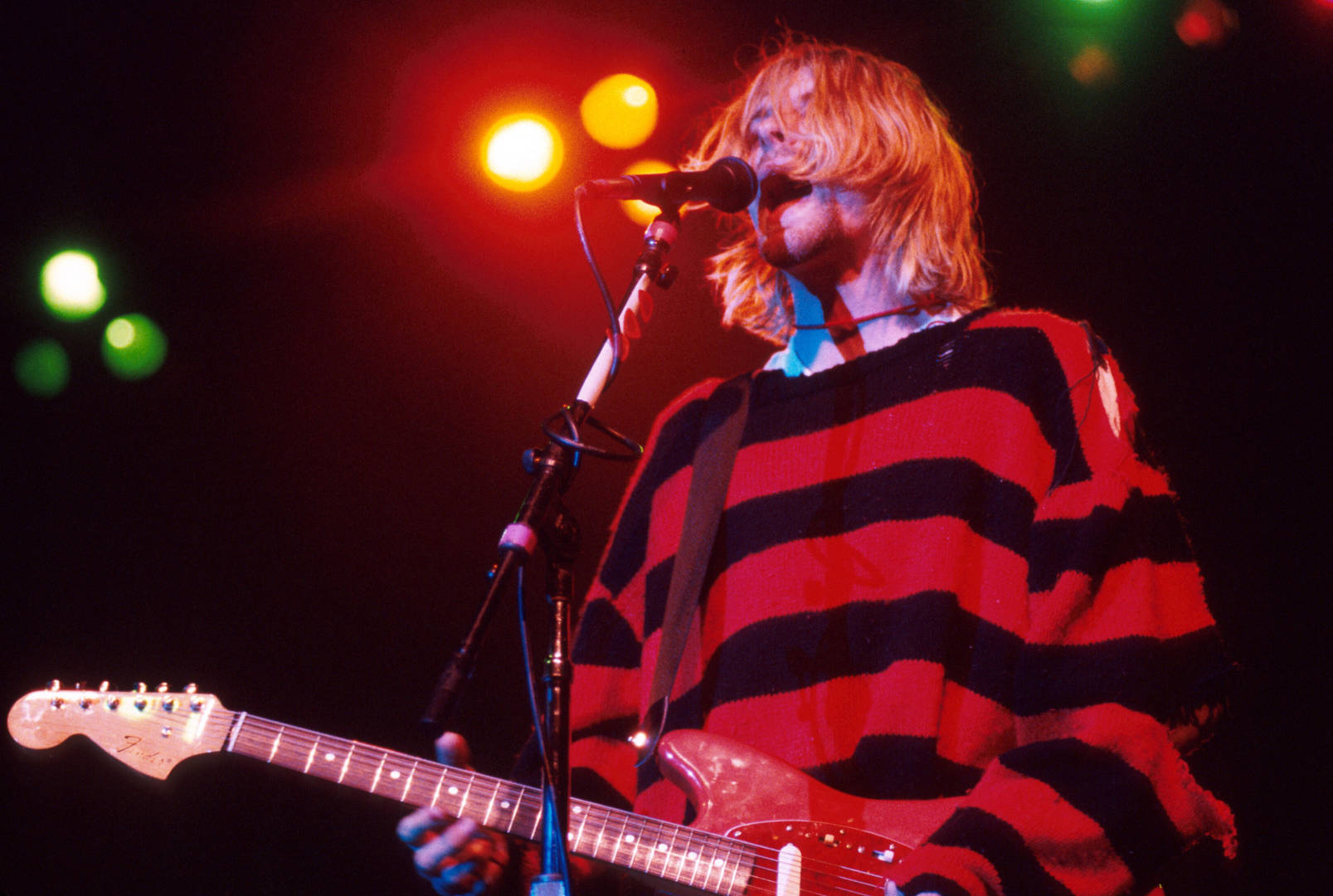 Kurt Cobain's Legacy Has Impacted Hip-Hop For Generations